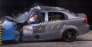 crashtest Euro NCAP