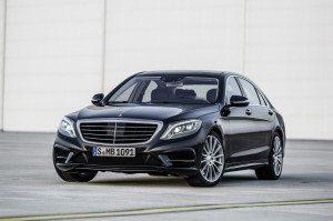 veiligheid Mercedes S-klasse Pre Safe